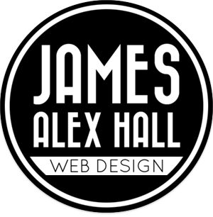 James Alex Hall Freelance Web Design London Logo