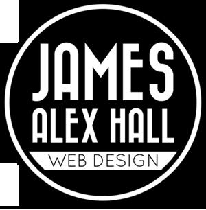 James Alex Hall Freelance Web Design London Logo